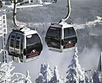 Skifahren am Arber Bayern