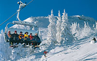 Skigebiet Großer Arber im Bayerischen Wald