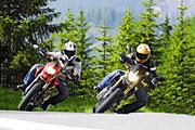 Motorradtouren Bayerischer Wald - Dreiländereck