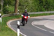 Motorradtouren Arber