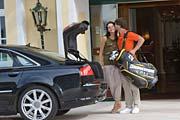 Golfhotel in Bayern