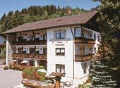 Pension in Bodenmais im Bayerischen Wald, Bayern