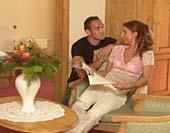 Ferienwohnungen mit Wellness und Hotelservice