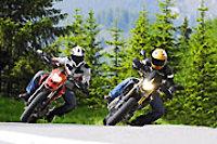 Motorradtouren in Deggendorf Bayerischer Wald