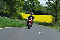 Motorradurlaub im Bayerischen Wald